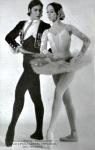 ILEANA ILIESCU - MARINEL STEFANESCU - DON QUIJOTE - LUDWIG MINCUS - 1970 - PREMIERA