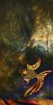 18. CRISTINA TAMAS - GOLDENFISH - TEHNICA MIXTA - 200 E